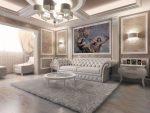 дизайн гостиной комнаты фото 2019 – 2020 современные идеи