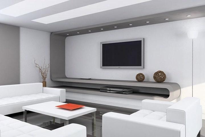 Не стандартные элементы мебели стоят дорого, а полукруглые конструкции очень дорого.