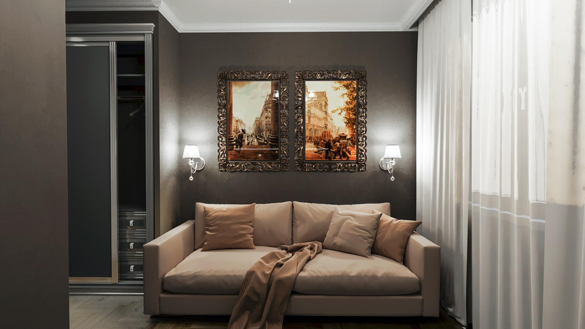 Настенный декор в квартире.