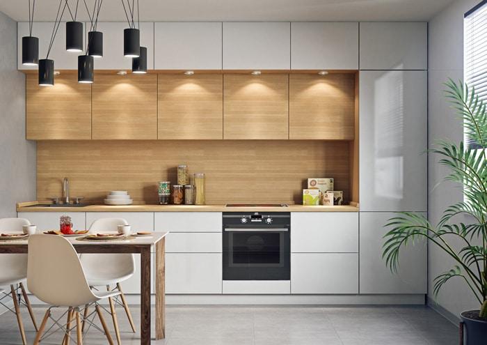 Дизайн современных кухонь в 2021 году, фото и идеи.